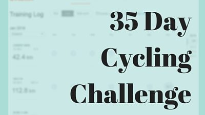 35 Day Cycling Challenge