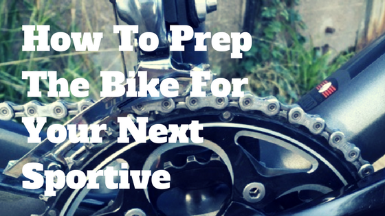 Bike hacks for your next sportive