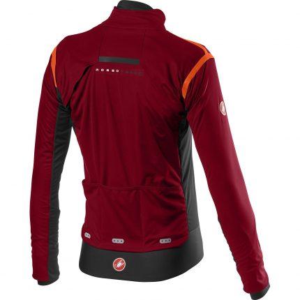 Castelli Alpha ROS 2 Jacket back