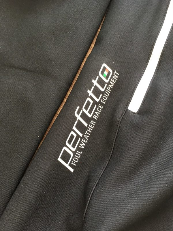 Castelli Perfetto name badge