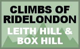 Leith Hill Cycling: Gradient, Elevation And All That Fandango