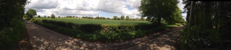 Derbyshire cycling
