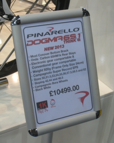 Pinarello Dogma, expensive bike, road bike