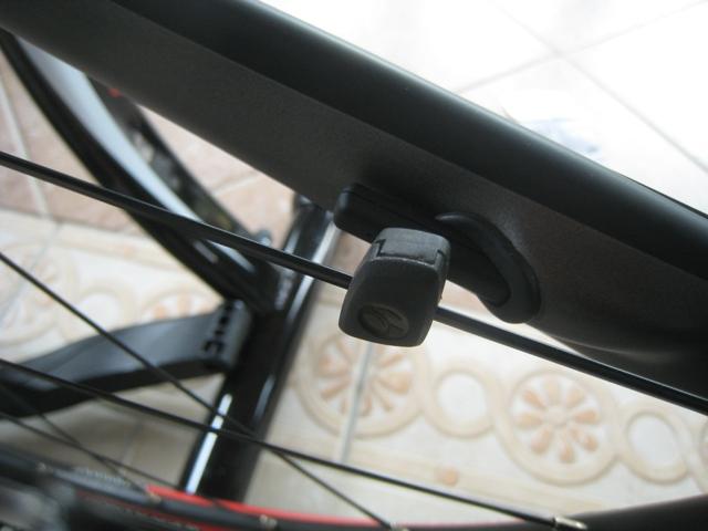 Duotrap speed sensor magnet and sensor