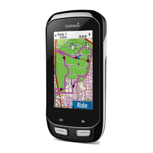 Garmin Edge 1000 side
