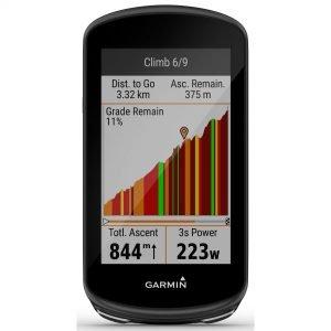 Garmin's ClimbPro screen