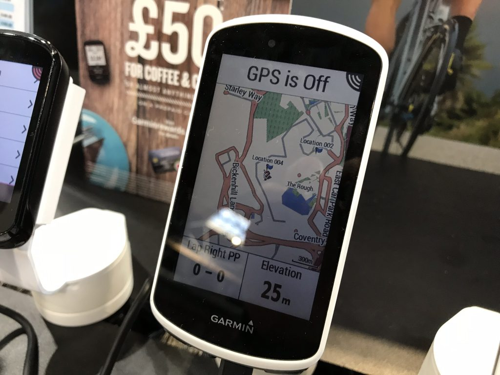 Garmin Edge 1030 photo