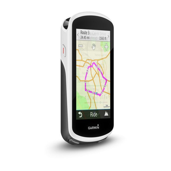 Garmin Edge 1030 side angle