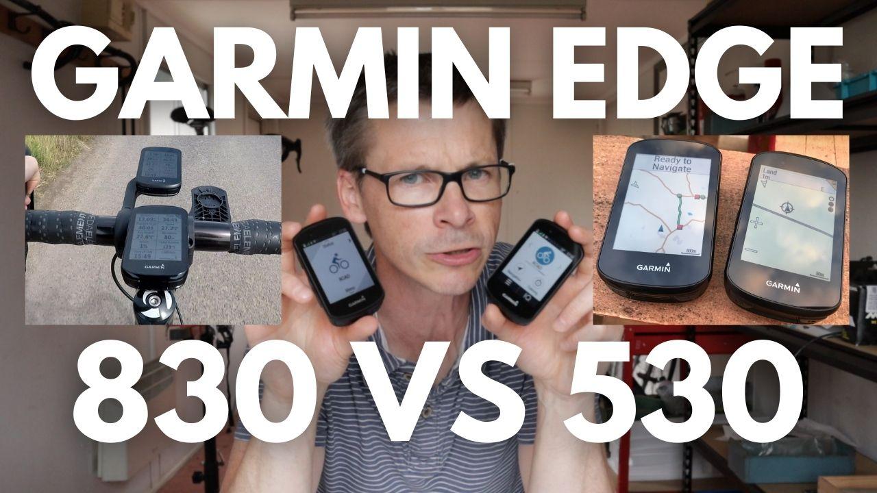 Garmin Edge 830 vs 530 Which Is Better