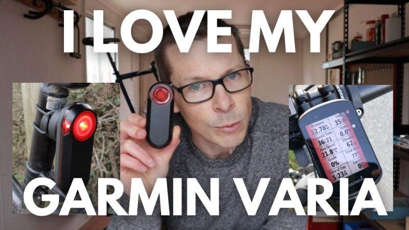 Garmin Varia RTL515 Review