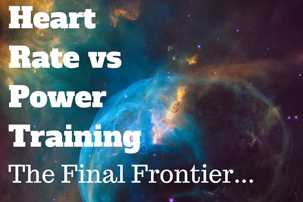 Heart rate vs power training