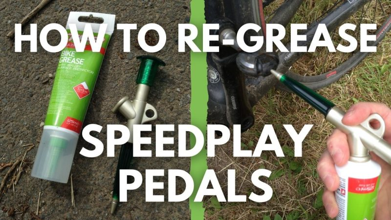 How to Lubricate Speedplay Pedals