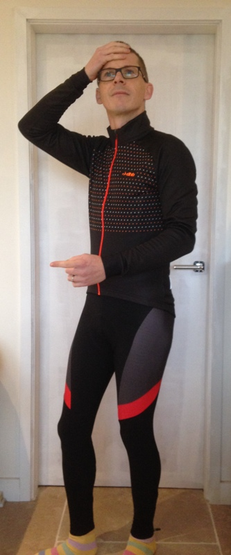 dhb aero bib tights