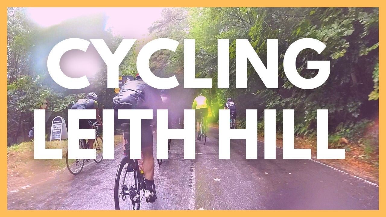 Leith Hill cycling