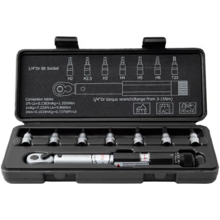 LifeLine Pro Torque Wrench Set