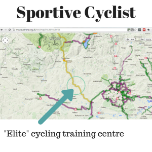 New Home Of Sportive Cyclist