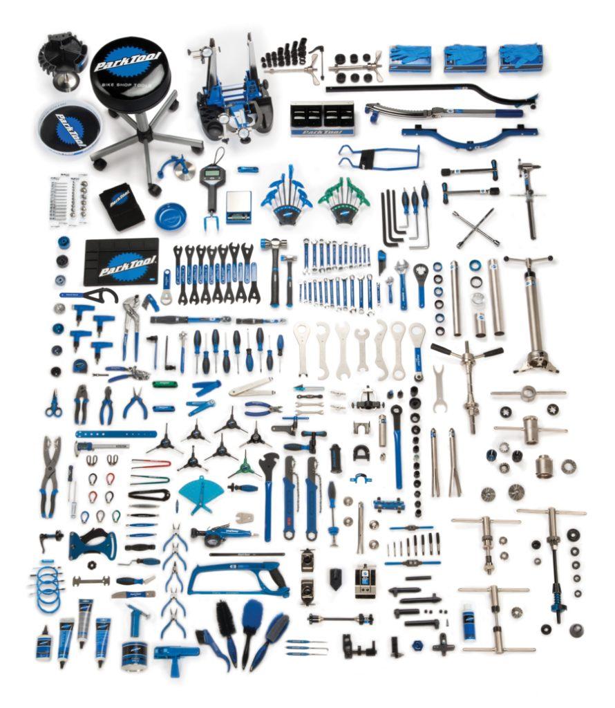 Park Tool mk 278 master tool kit