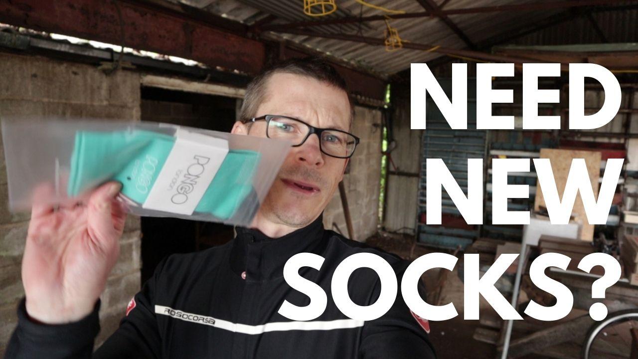 Pongo socks review
