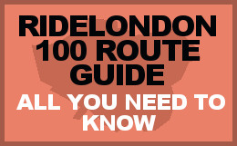 RideLondon Guide button