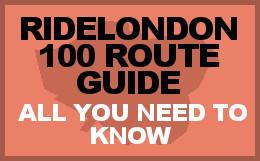RideLondon Guide button