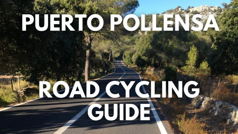 Road Cycling Puerto Pollensa
