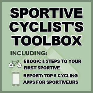 Sportive cyclists toolbox