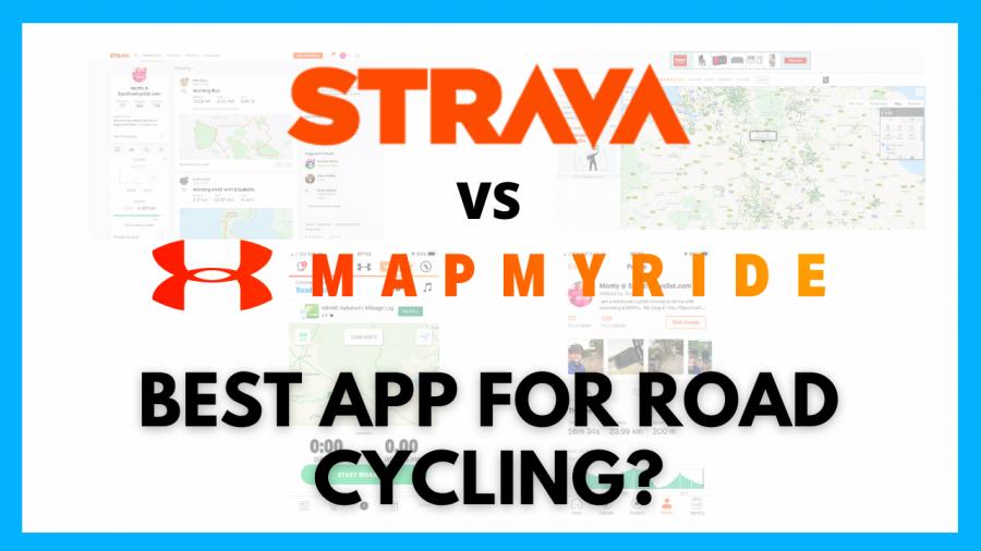 Strava vs MapMyRide Which Is Best
