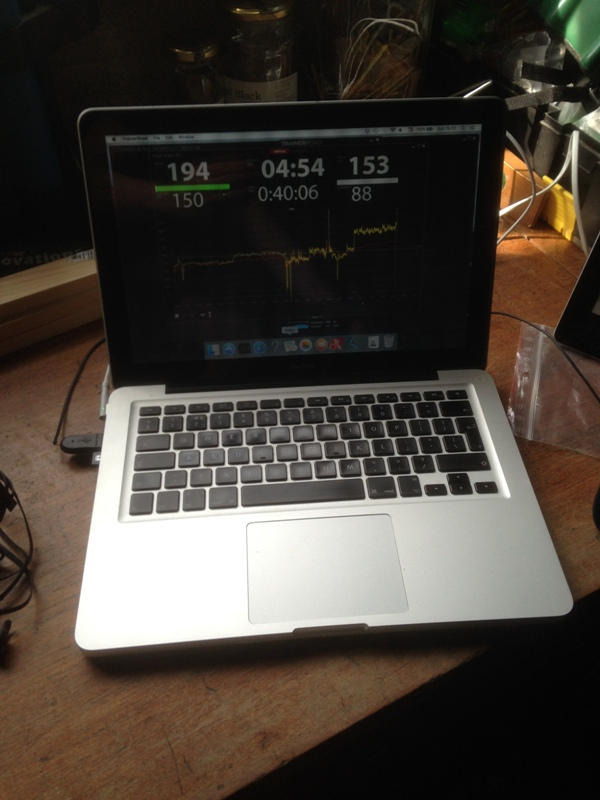 Trainerroad on Macbook