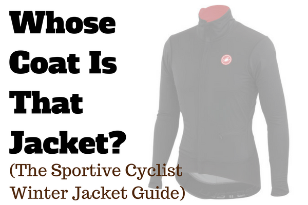 Best Winter Jacket For Road Cyclists