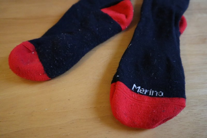 dhb merino wool socks